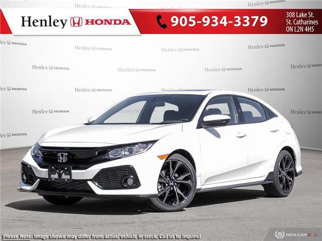 2020 Honda Civic Sport (Stk: H18581) in St. Catharines - Image 1 of 23