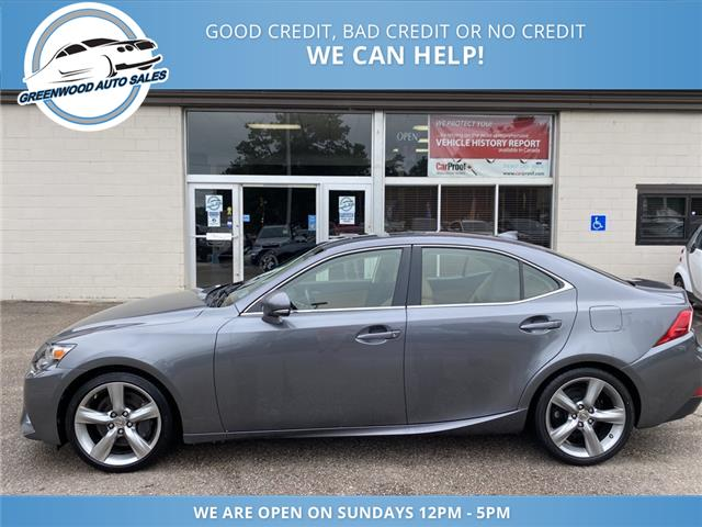2014 Lexus IS 350 Base (Stk: 14-05146) in Greenwood - Image 1 of 27