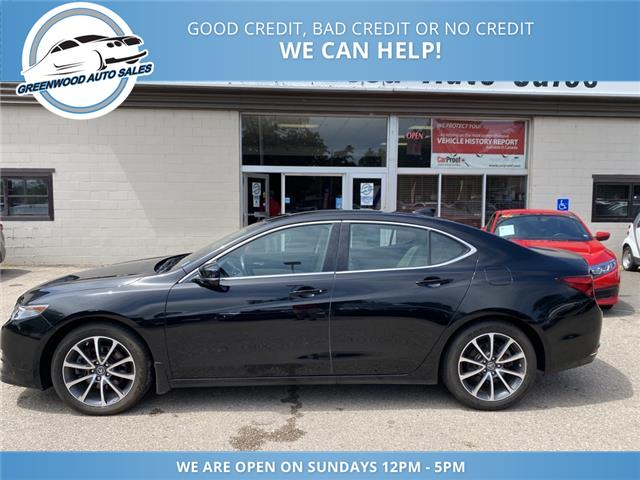 2015 Acura TLX Tech (Stk: 15-00657) in Greenwood - Image 1 of 27