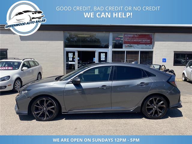 2018 Honda Civic Sport (Stk: 18-04065) in Greenwood - Image 1 of 28