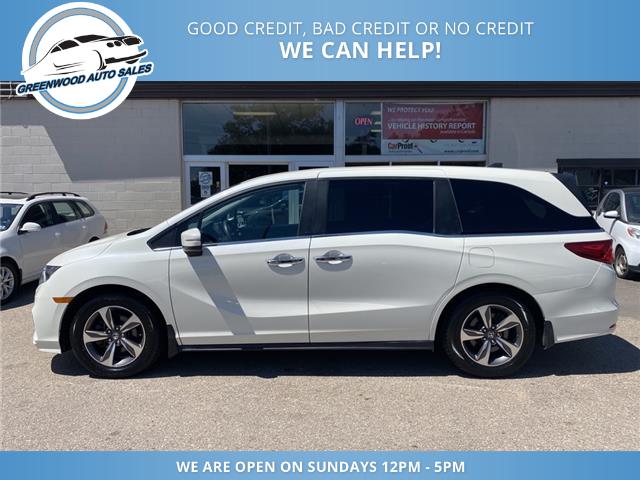 2019 Honda Odyssey EX (Stk: 19-02046) in Greenwood - Image 1 of 27