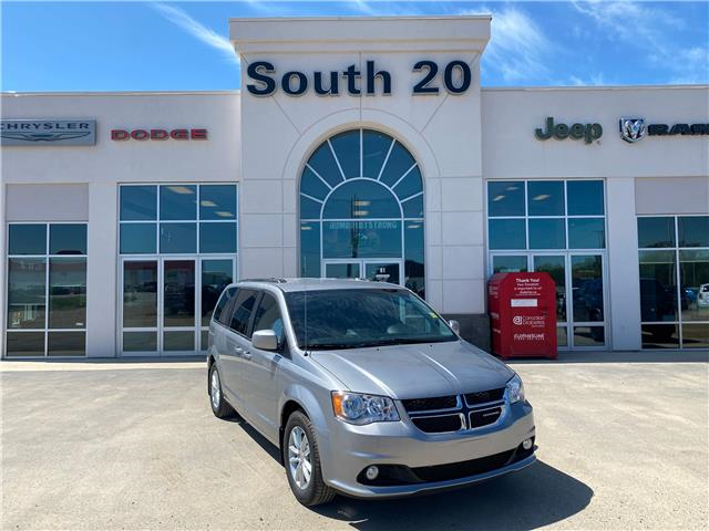 2020 Dodge Grand Caravan Premium Plus (Stk: 40039) in Humboldt - Image 1 of 21