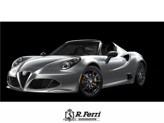 2019 Alfa Romeo 4C Spider Base (Stk: ) in Oakville - Image 1 of 1