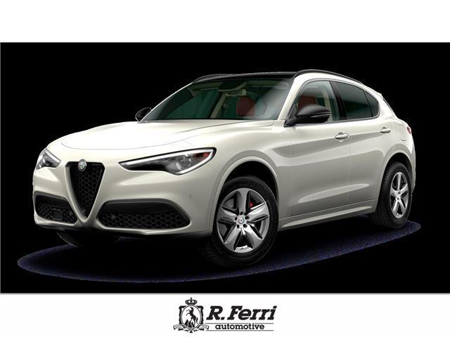 2020 Alfa Romeo Stelvio ti (Stk: ) in Oakville - Image 1 of 1