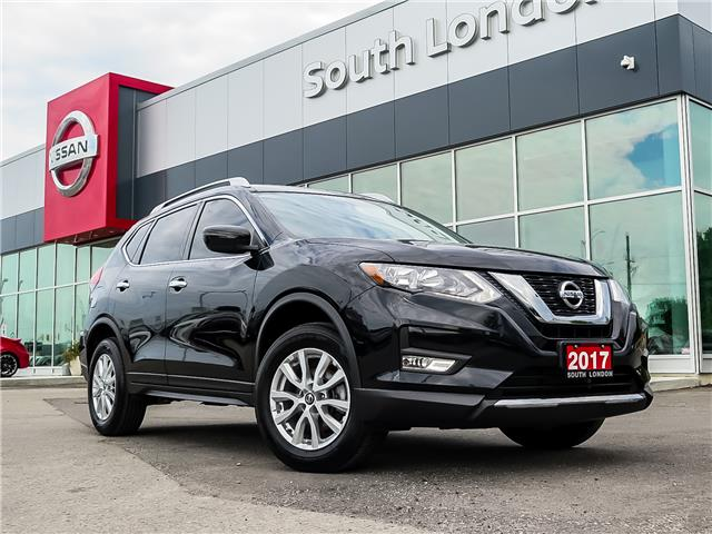 2017 Nissan Rogue SV (Stk: 14433) in London - Image 1 of 25