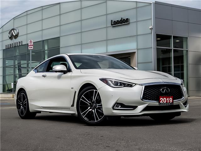 2019 Infiniti Q60 3.0T Sport (Stk: 14431) in London - Image 1 of 26
