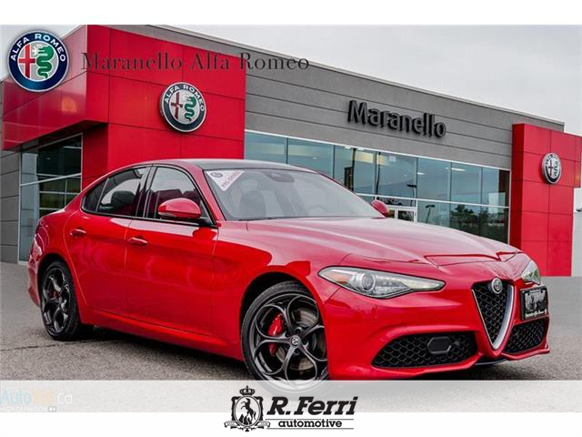 2017 Alfa Romeo Giulia ti (Stk: 531ARA) in Woodbridge - Image 1 of 22