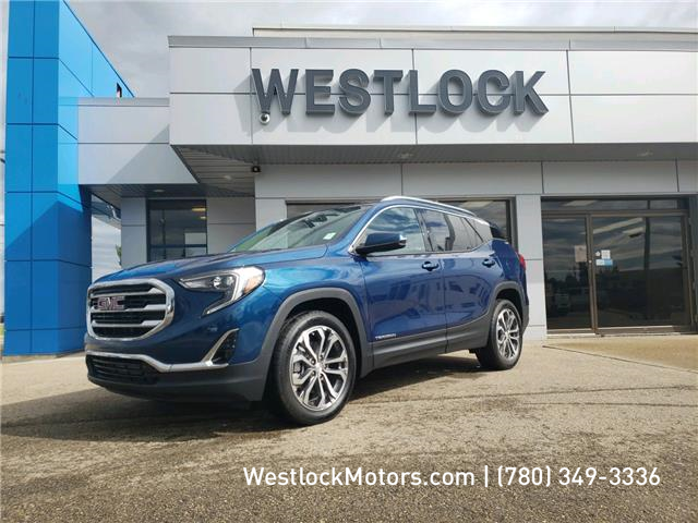 2020 GMC Terrain SLT (Stk: 20T174) in Westlock - Image 1 of 18