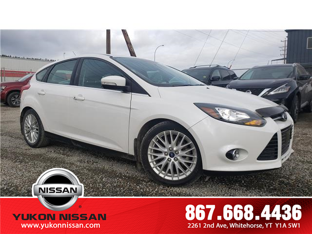 2014 Ford Focus Titanium (Stk: 20P3990A) in Whitehorse - Image 1 of 18