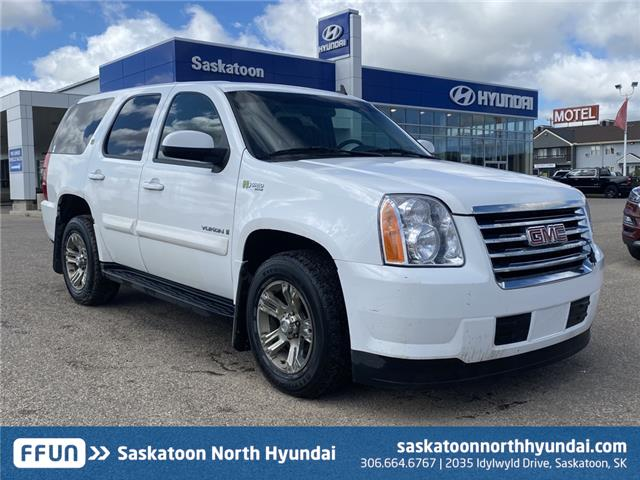 2008 GMC Yukon Hybrid Base (Stk: W40205B) in Saskatoon - Image 1 of 10