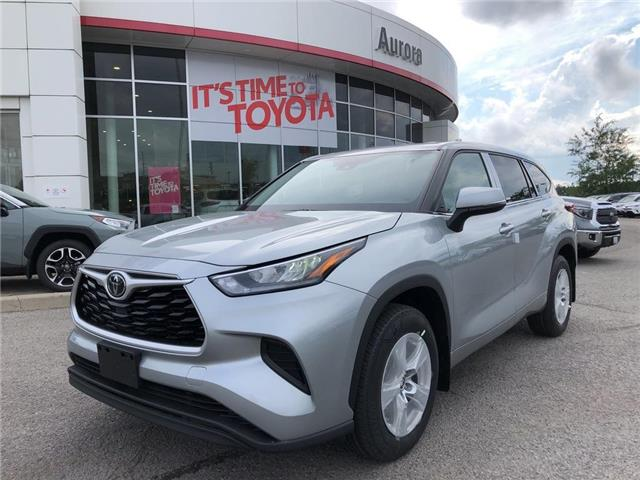 2020 Toyota Highlander LE (Stk: 31897) in Aurora - Image 1 of 15