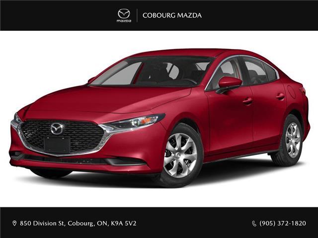 2020 Mazda Mazda3 GX (Stk: 20161) in Cobourg - Image 1 of 9
