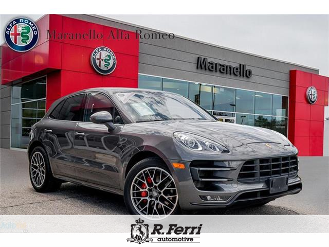 2015 Porsche Macan Turbo (Stk: 593ARA) in Woodbridge - Image 1 of 22