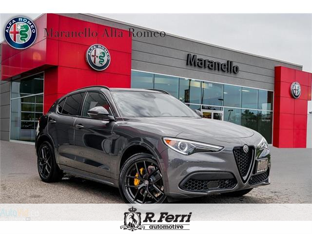 2020 Alfa Romeo Stelvio ti (Stk: 585AR) in Woodbridge - Image 1 of 14