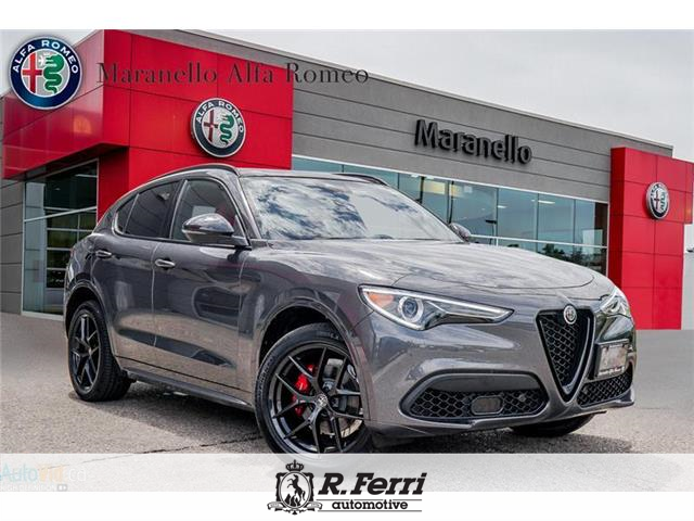 2020 Alfa Romeo Stelvio ti (Stk: 590AR) in Woodbridge - Image 1 of 5