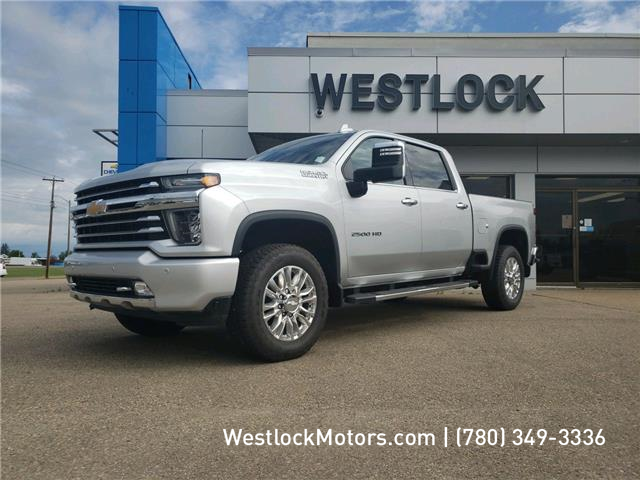 2020 Chevrolet Silverado 2500HD High Country (Stk: 20T166) in Westlock - Image 1 of 23
