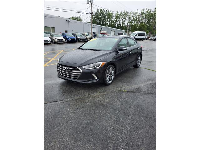 2017 Hyundai Elantra Limited  with Tech (Stk: p20-140) in Dartmouth - Image 1 of 16