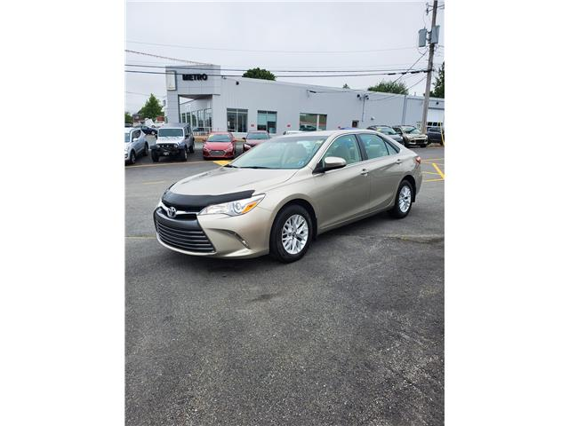 2016 Toyota Camry LE (Stk: p20-149) in Dartmouth - Image 1 of 15