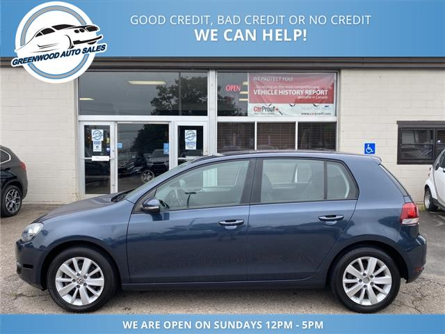 2013 Volkswagen Golf 2.0 TDI Comfortline (Stk: 13-03306) in Greenwood - Image 1 of 26