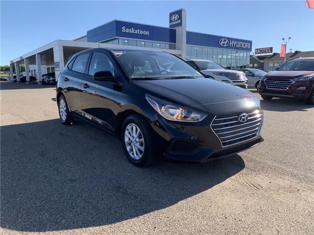 2019 Hyundai Accent Preferred (Stk: B7638) in Saskatoon - Image 1 of 17