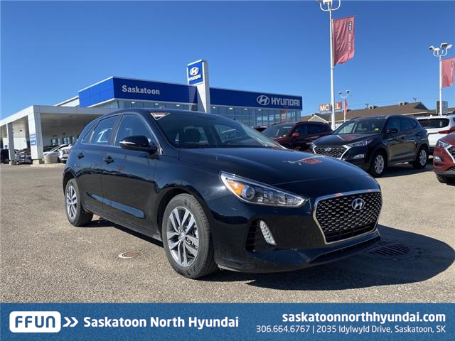 2019 Hyundai Elantra GT Preferred KMHH35LE0KU108575 B7639 in Saskatoon