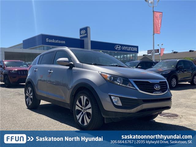 2013 Kia Sportage EX Luxury (Stk: B7601A) in Saskatoon - Image 1 of 21