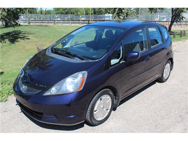 2009 Honda Fit LX (Stk: P1890) in Regina - Image 1 of 17