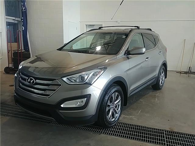 2015 Hyundai Santa Fe Sport 2.4 Base (Stk: V0492A) in Sault Ste. Marie - Image 1 of 14