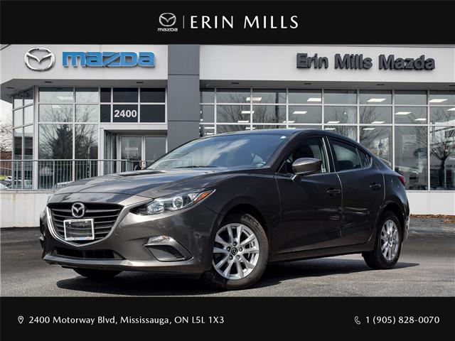 2016 Mazda Mazda3 GS (Stk: 20-0714A) in Mississauga - Image 1 of 23