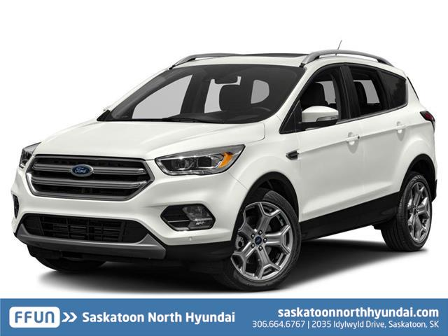 2018 Ford Escape Titanium (Stk: B7650) in Saskatoon - Image 1 of 9