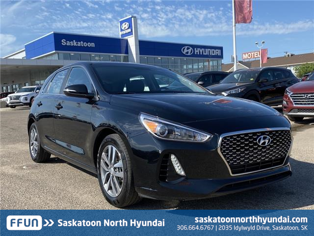 2019 Hyundai Elantra GT Preferred KMHH35LE0KU108558 B7646 in Saskatoon
