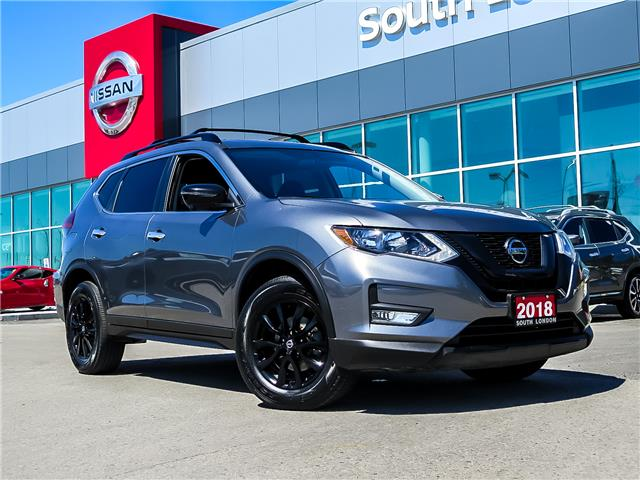 2018 Nissan Rogue Midnight Edition (Stk: 14426) in London - Image 1 of 26