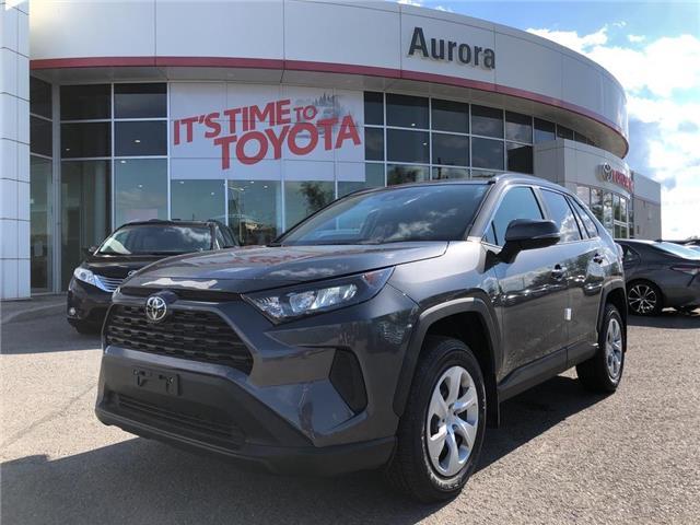 2020 Toyota RAV4 LE (Stk: 31671) in Aurora - Image 1 of 15