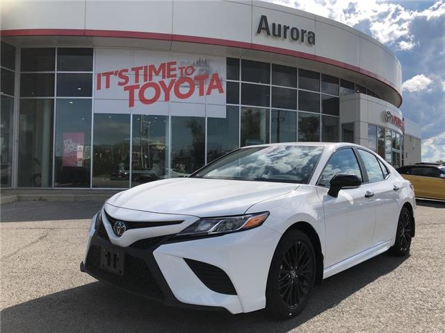 2020 Toyota Camry SE (Stk: 31689) in Aurora - Image 1 of 15