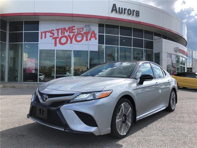 2020 Toyota Camry XSE (Stk: 31861) in Aurora - Image 1 of 15