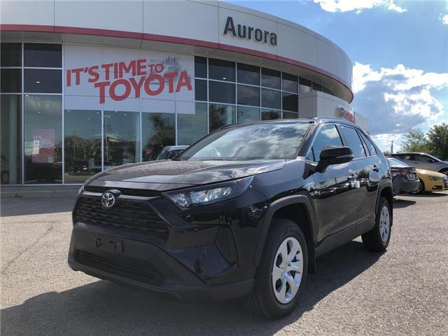 2020 Toyota RAV4 LE (Stk: 31950) in Aurora - Image 1 of 15
