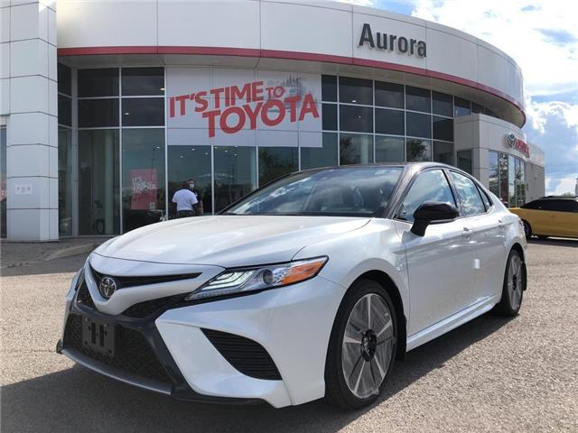 2020 Toyota Camry XSE (Stk: 31976) in Aurora - Image 1 of 15