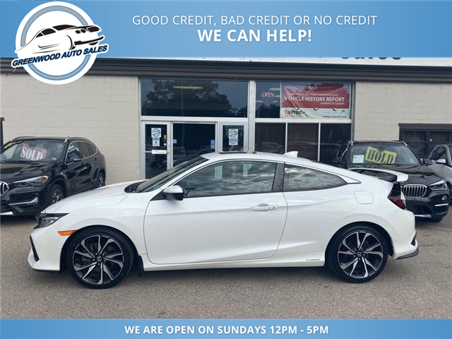 2018 Honda Civic Si (Stk: 18-20406) in Greenwood - Image 1 of 30