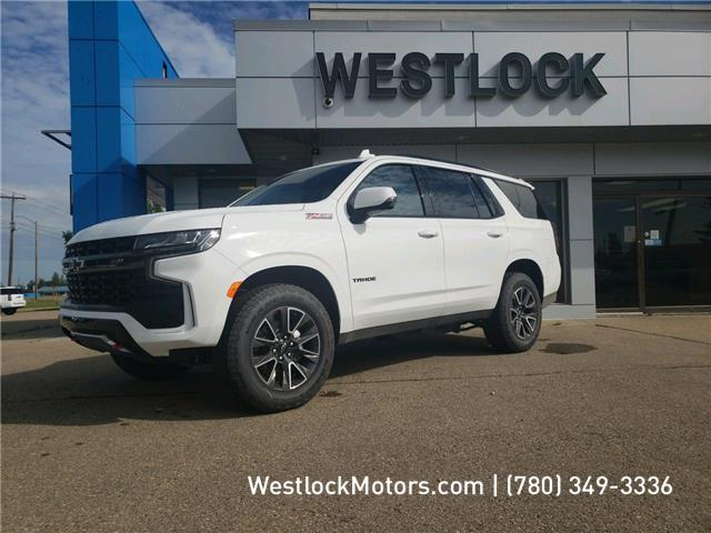 2021 Chevrolet Tahoe Z71 (Stk: 21T3) in Westlock - Image 1 of 21