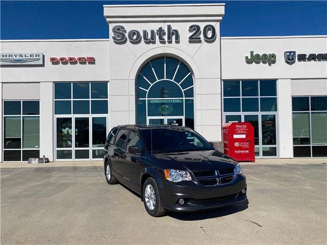 2020 Dodge Grand Caravan Premium Plus (Stk: 40041) in Humboldt - Image 1 of 22