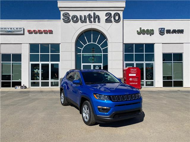 2020 Jeep Compass North (Stk: 40045) in Humboldt - Image 1 of 22