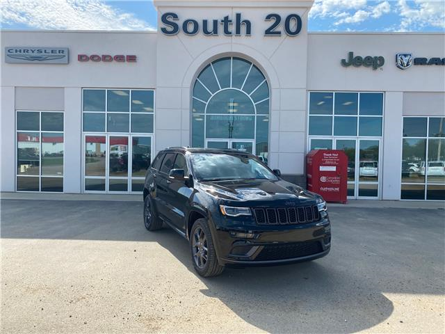 2020 Jeep Grand Cherokee Limited (Stk: 40054) in Humboldt - Image 1 of 20