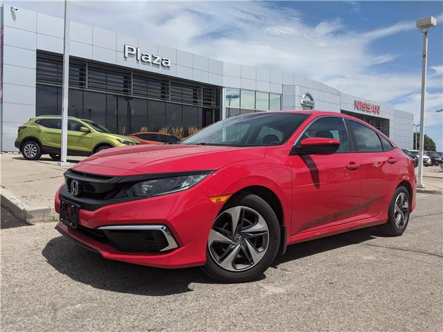 2019 Honda Civic LX (Stk: U1740) in Hamilton - Image 1 of 14