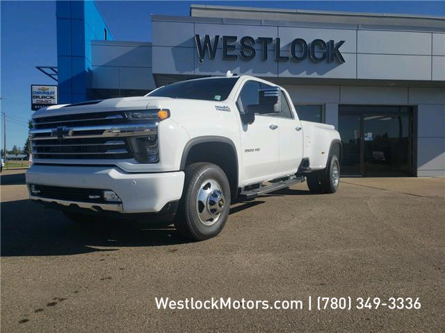 2020 Chevrolet Silverado 3500HD High Country (Stk: 20T165) in Westlock - Image 1 of 25