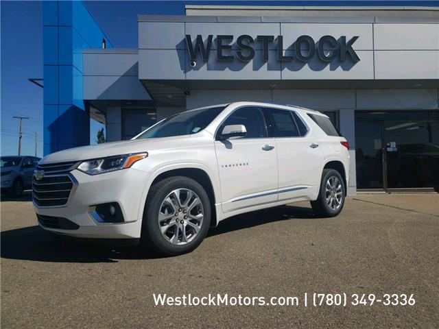 2020 Chevrolet Traverse Premier (Stk: 20T163) in Westlock - Image 1 of 18