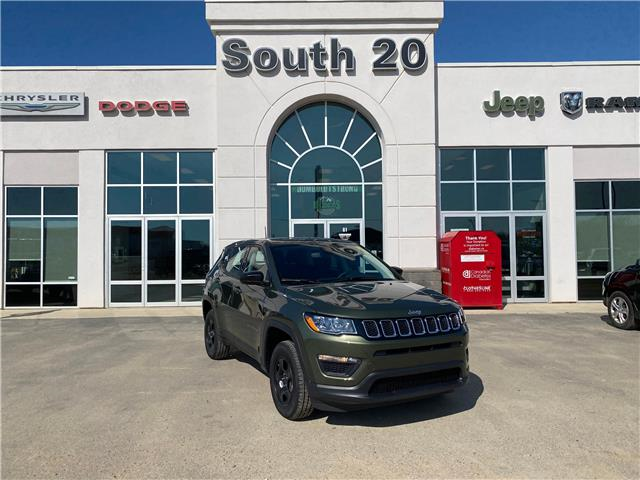 2020 Jeep Compass Sport (Stk: 40046) in Humboldt - Image 1 of 23