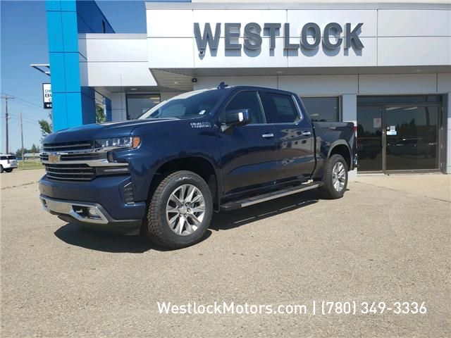 2020 Chevrolet Silverado 1500 High Country (Stk: 20T183) in Westlock - Image 1 of 18