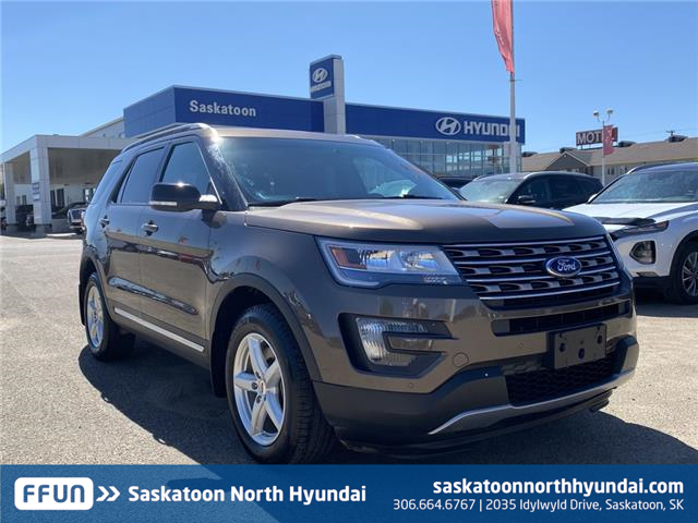 2016 Ford Explorer XLT (Stk: B7660) in Saskatoon - Image 1 of 18