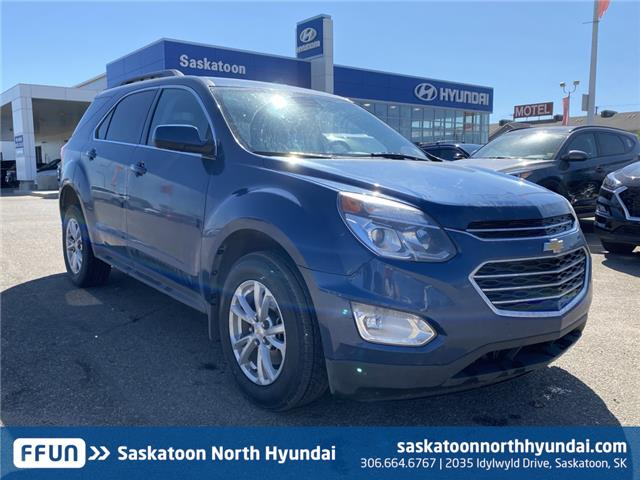 2016 Chevrolet Equinox 1LT (Stk: B7653A) in Saskatoon - Image 1 of 7
