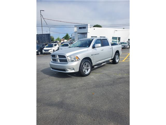2012 RAM 1500 Sport Crew Cab 4WD (Stk: p19-266) in Dartmouth - Image 1 of 13